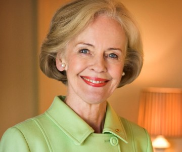 The Honourable Dame Quentin Bryce